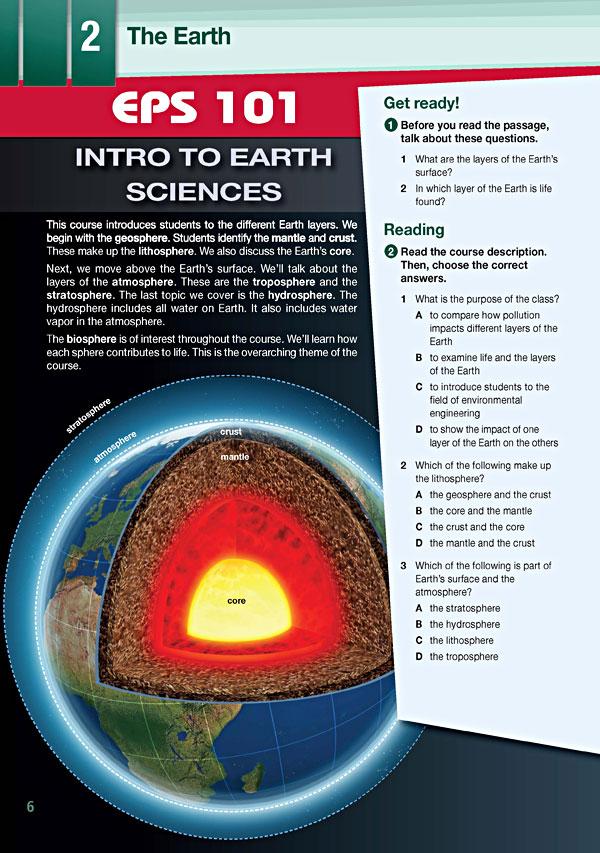 Sample Page 3 - Career Paths: Environmental Engineering