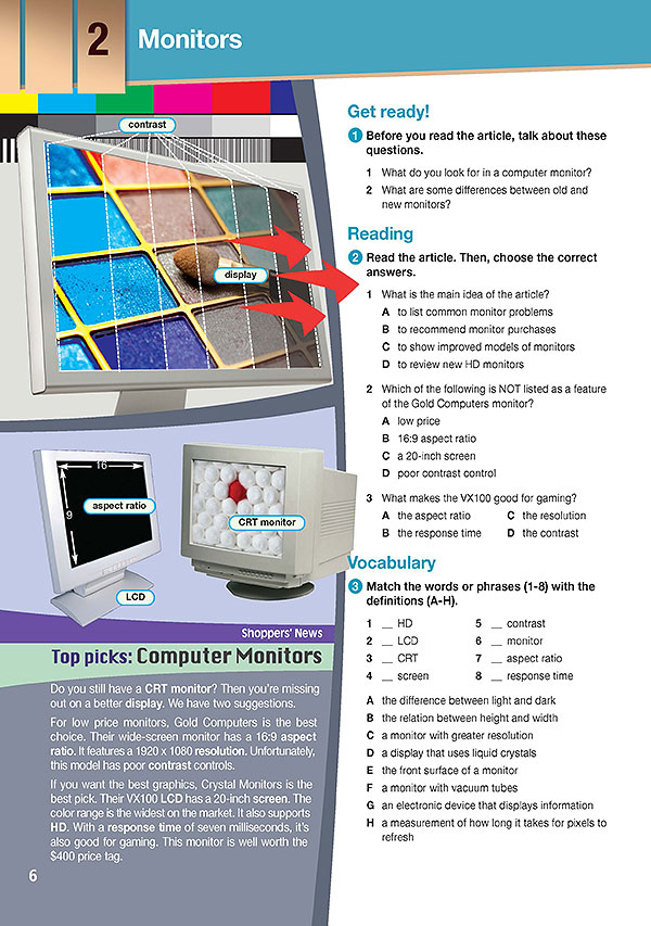 Sample Page 3 - Career Paths: Computing