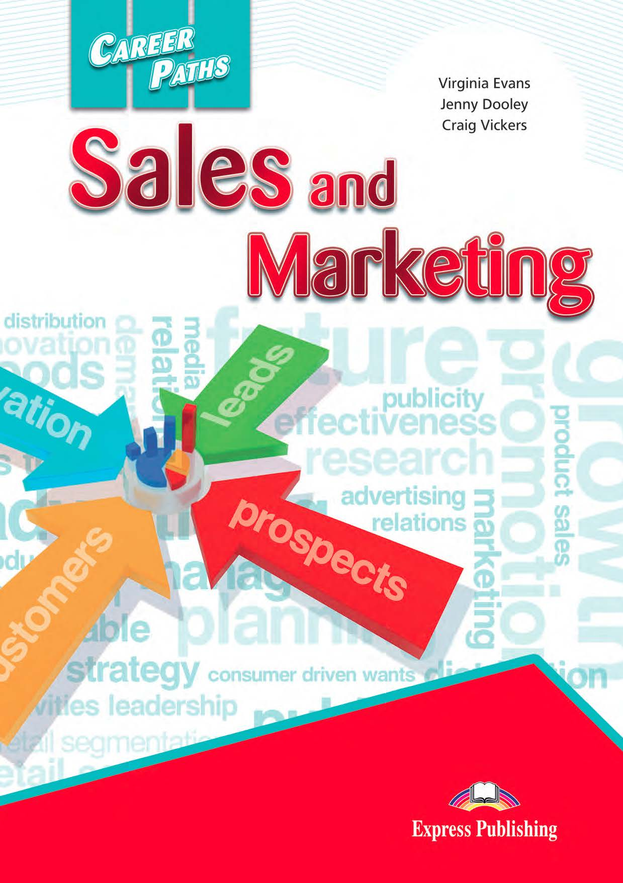 ESP English for Specific Purposes - Career Paths: Sales & Marketing