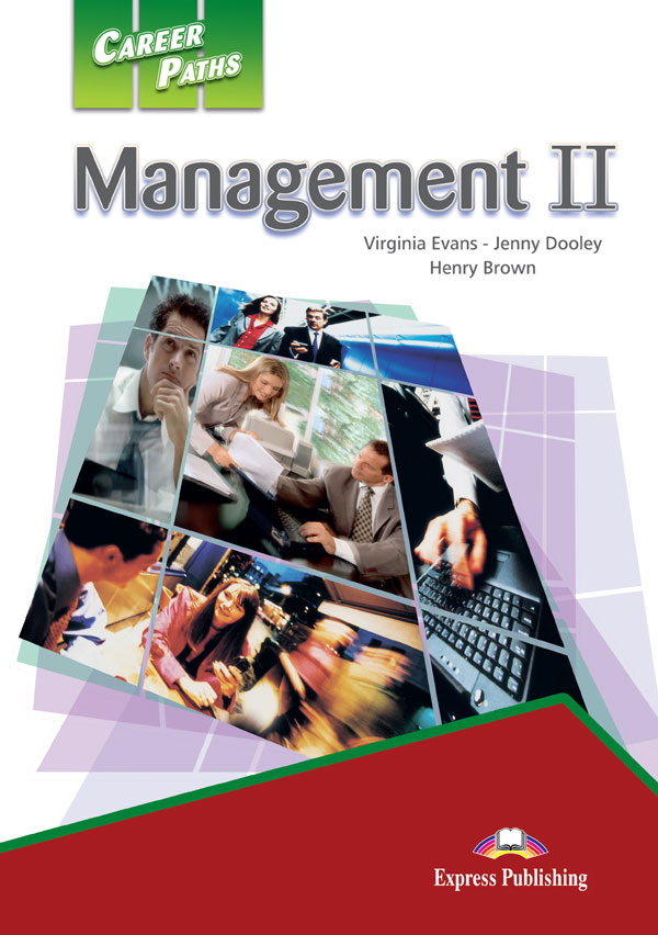ESP English for Specific Purposes - Career Paths: Management II