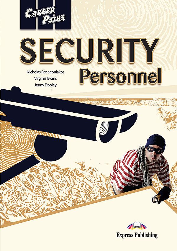 ESP English for Specific Purposes - Career Paths: Security Personnel