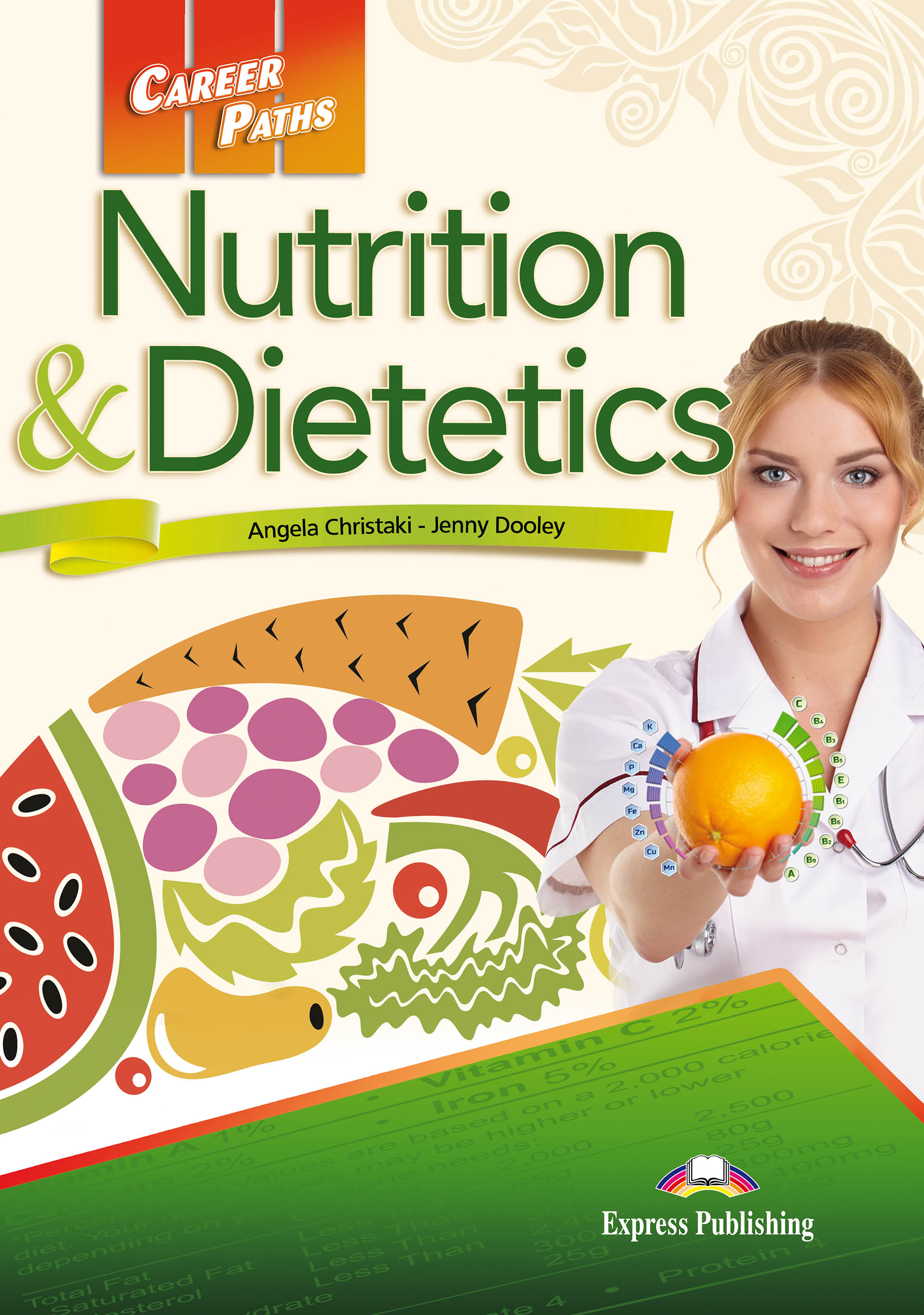 ESP English for Specific Purposes - Career Paths:  Nutrition & Dietetics