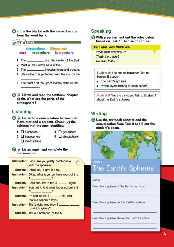Sample Page 2 - Career Paths: Environmental Science
